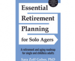 """Essential Retirement Planning for Solo Agers"" – new from Network member Sara Geber"