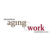 Engagement and Entrepreneurship Research from the Center on Aging & Work at Boston College – Nov. 15 webinar materials