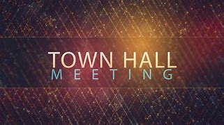 Network Town Hall: Transition, continuity and a breathtaking opportunity