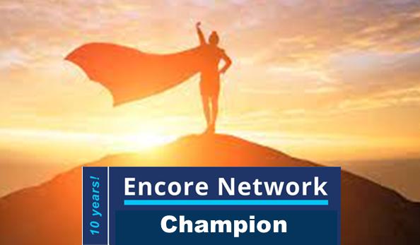 Nominate an Encore Network Champion