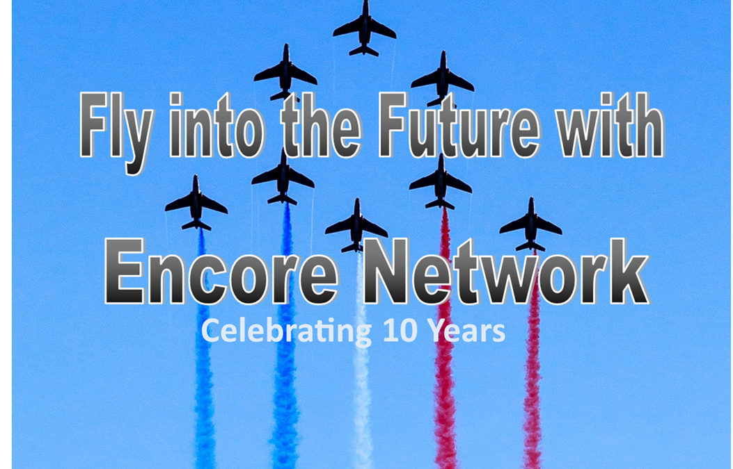UPDATE FROM: Fly Into the Future with the Encore Network